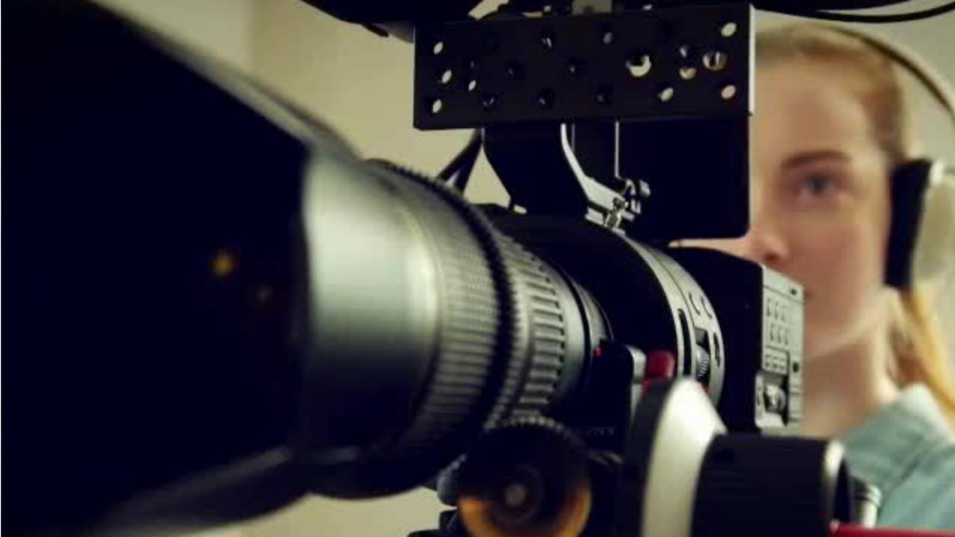 career video of a Camera Operators - Television Video and Motion Picture job occupation