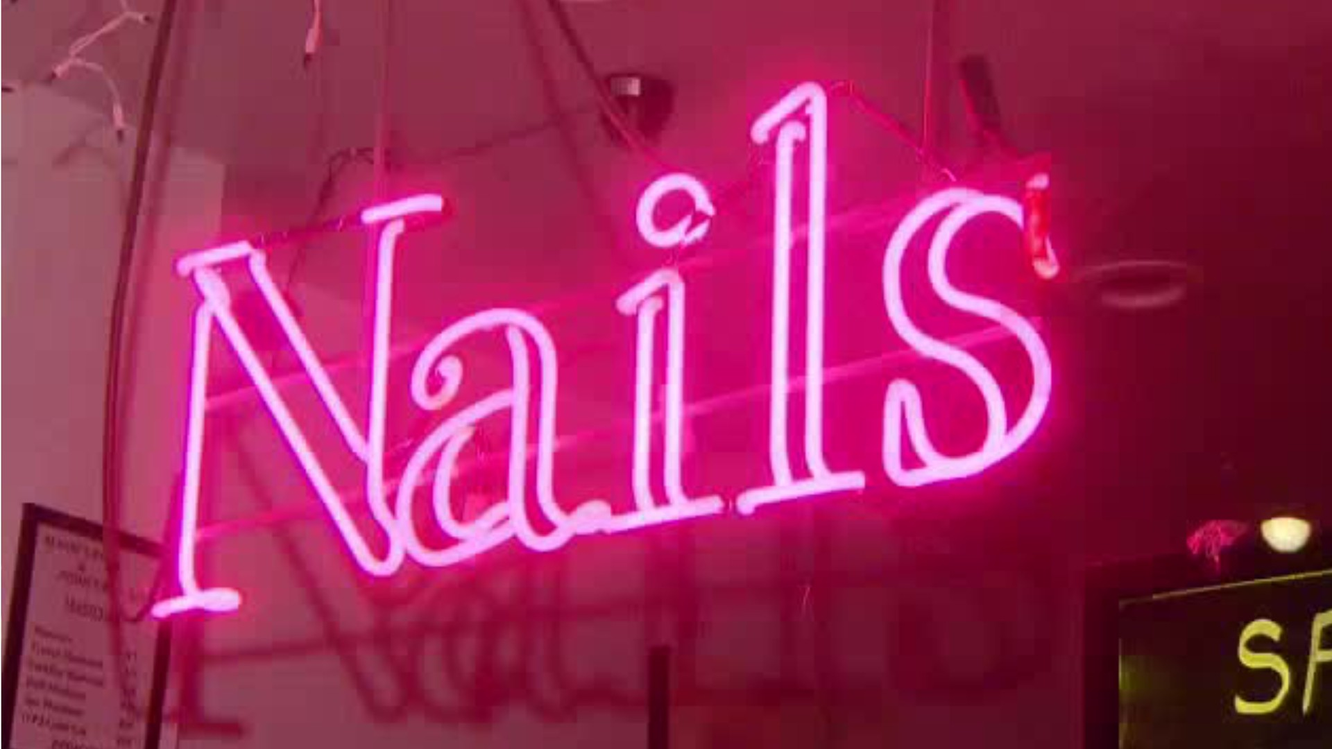 career video of a Manicurists and Pedicurists job occupation